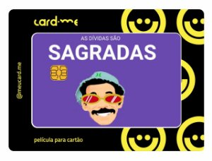 Card.me EXCLUSIVO -  Seu Madruga
