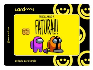 Card.me EXCLUSIVO -  Amoung US