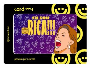 Card.me EXCLUSIVO -  RICA !!!