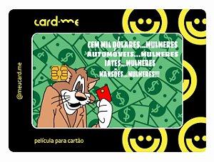Card.me EXCLUSIVO -  OSTENTAÇÃO