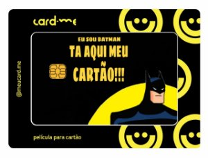 Card.me EXCLUSIVO -  BATMAN