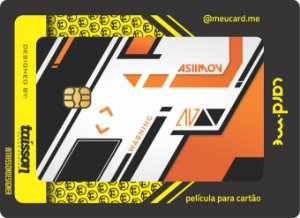 Asiimov - Card.me - Skins CS - Counter Strike