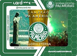 Card.me OFICIAL - PALMEIRAS - CAMPEÃO DA LIBERTADORES
