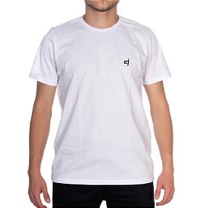 Camiseta Básica Masculina Polo Efect Branca