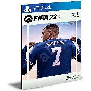 FIFA 22 | PS4 MÍDIA DIGITAL