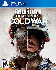 Call of Duty: Black Ops Cold War - Edição Padrão | PS4 MÍDIA DIGITAL