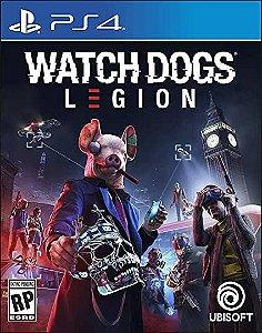 Watch Dogs: Legion | PS4 MÍDIA DIGITAL
