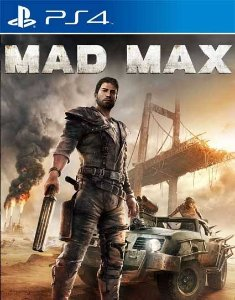 Mad Max | PS4 MÍDIA DIGITAL
