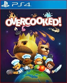 Overcooked | PS4 MÍDIA DIGITAL