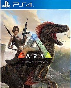 Ark Survival Evolved | PS4 MÍDIA DIGITAL