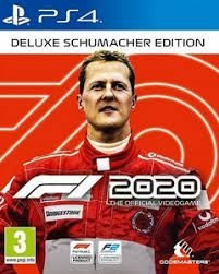 F1 2020 - Deluxe Schumacher| PS4 MÍDIA DIGITAL
