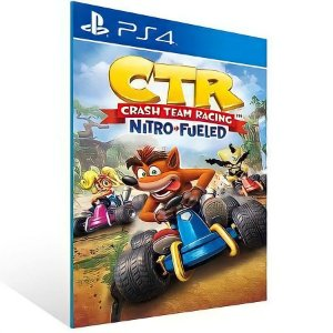 Crash Team Racing Nitro-Fueled | PS4 MÍDIA DIGITAL