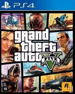 Grand Theft Auto 5  (GTA 5)| PS4 MÍDIA DIGITAL