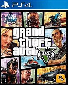 Grand Theft Auto 5  (GTA V) | PS4 MÍDIA DIGITAL