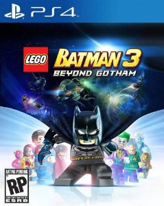 Lego Batman 3 Beyond Gotham | PS4 MÍDIA DIGITAL