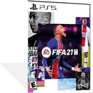 FIFA 21 Edição dos Campeões | PS5 MÍDIA DIGITAL