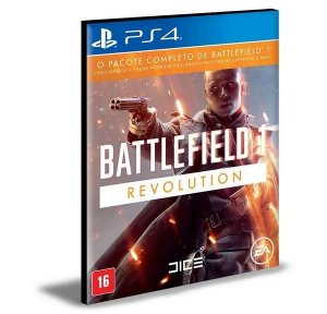 Battlefield 1 Revolution | PS4 MÍDIA DIGITAL