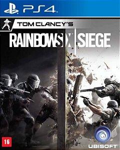 Tom Clancy's Rainbow Six Siege | PS4 MÍDIA DIGITAL