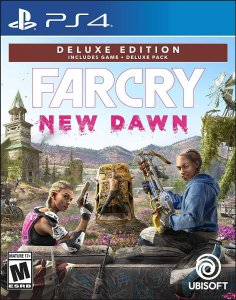 Far Cry New Dawn| PS4 MÍDIA DIGITAL