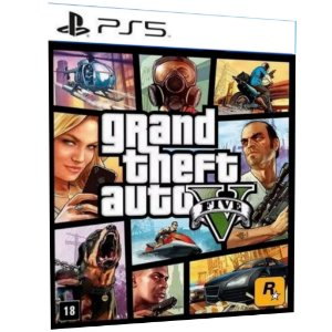 Grand Theft Auto 5  (GTA 5) | PS5 MÍDIA DIGITAL