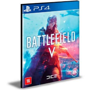 Battlefield V: Edição Definitiva | PS4 MÍDIA DIGITAL