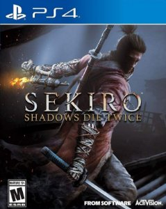 SEKIRO SHADOWS DIE TWICE | PS4 MÍDIA DIGITAL