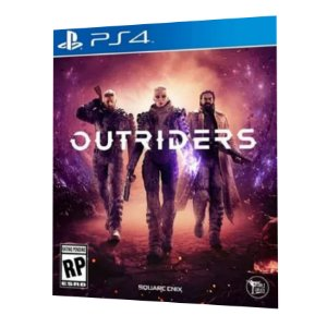 OUTRIDERS | PS4 MÍDIA DIGITAL
