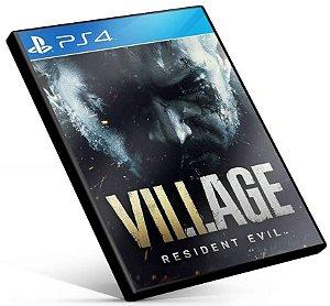 Resident Evil Village | PS4 MÍDIA DIGITAL