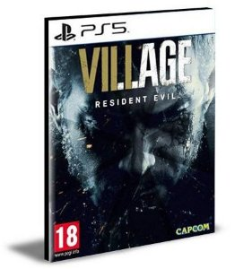 Resident Evil Village | PS5 MÍDIA DIGITAL