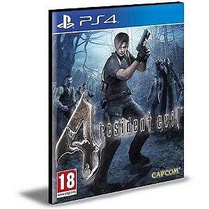 Resident Evil 4 | PS4 e PS5 MÍDIA DIGITAL