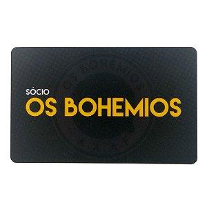 Cartão Associado em PVC - Layout Exclusivo