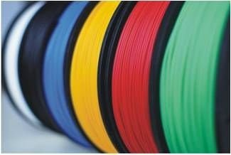 Filamento ABS Verde 1kg - Ø1,75mm