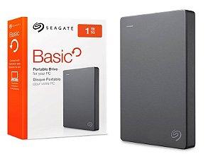 HD Externo 1TB Seagate Basic