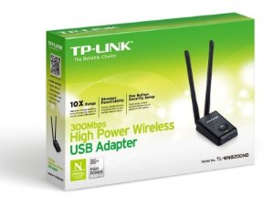 Adaptador TP-Link High Power TL-WN8200ND USB 300Mbps