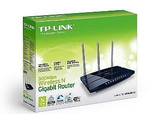 Roteador TP-Link Gigabit TL-WR1043ND 300Mbps