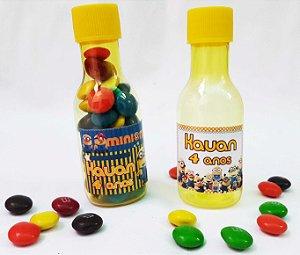 Garrafinhas personalizadas 50 ml