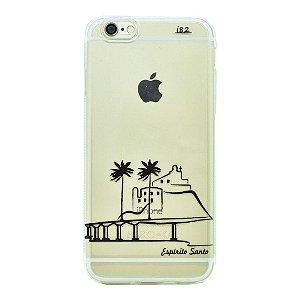 Capinha Espirito Santo iPhone 6 e 6S