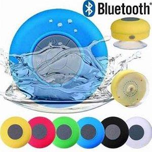 Caixa de Som Bluetooth a prova d água