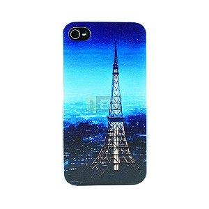 Capa Paris iPhone 4 e 4S