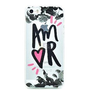 Capinha amor iPhone 5 e 5S