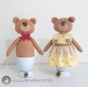 Ursinhos EggCup