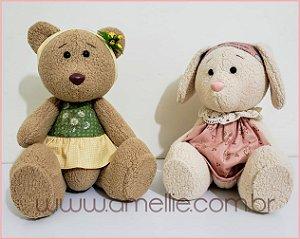 Ursinha e Cachorrinha