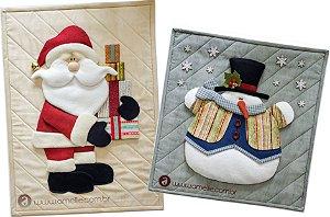 Kit Projetos - Painéis de Natal