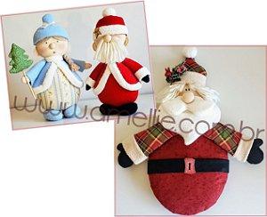 Combo Abraço e Dupla de Natal