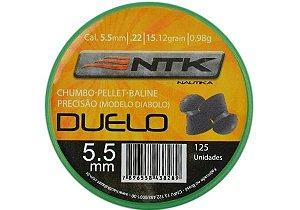 CHUMBINHO DUELO 5,5 C/ 125 PC NAUTIKA