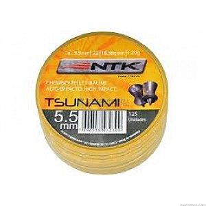 CHUMBINHO TSUNAMI 5,5 - C/ 125 PC NAUTIKA