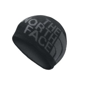 GORRO BANNER BEANIE DUPLA FACE PRETO UNISSEX NF00AKNDG92 THE NORTH FACE