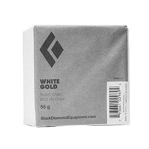 MAGNÉSIO BLOCK CHALK WHITE GOLD 56G BLACK DIAMOND