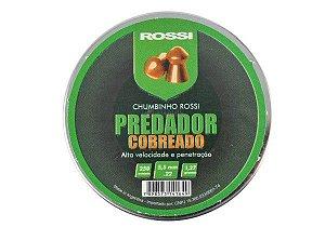 CHUMBINHO PREDADOR COBREADO 5,5MM (250 UN) ROSSI i