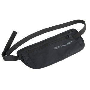 POCHETE MONEY BELT PRETO SEA TO SUMMIT i